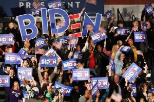 Biden South Carolina Victory