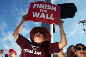 national emergency, border wall