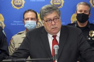 politics, William Barr, DOJ, permanent bureaucracy, nationwide lockdown, coronavirus, 2020 Election, Democrats