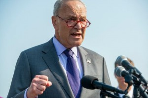 US Senate, infrastructure bill, Chuck Schumer