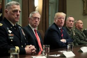politics, George Floyd protests, US Military, social polarization