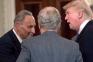 Chuck Schumer, donald Trump