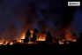 Wildfires, Northern California