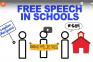 Free Speech, schools