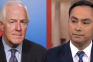 Joaquin Castro and John Cornyn