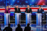 elections, Presidential elections, Democratic debates, Las Vegas debate, Michael Bloomberg, Elizabeth Warren, Bernie Sanders