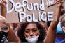 Justice, police reform, Defund The Police