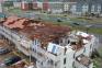 Hurricane Laura, Louisiana, storm damage, Category 2