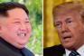 President Trump and Kim Jong Un