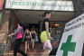 Trees Station, a medical marijuana dispensary
