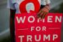 Election 2020, Trump Campaign, women