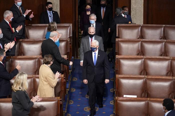 politics, Mike Pence, 25th Amendment