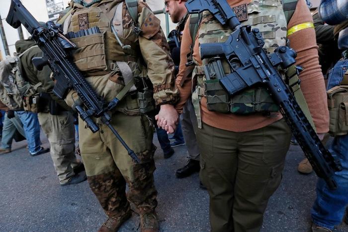gun rights, second amendment, Virginia
