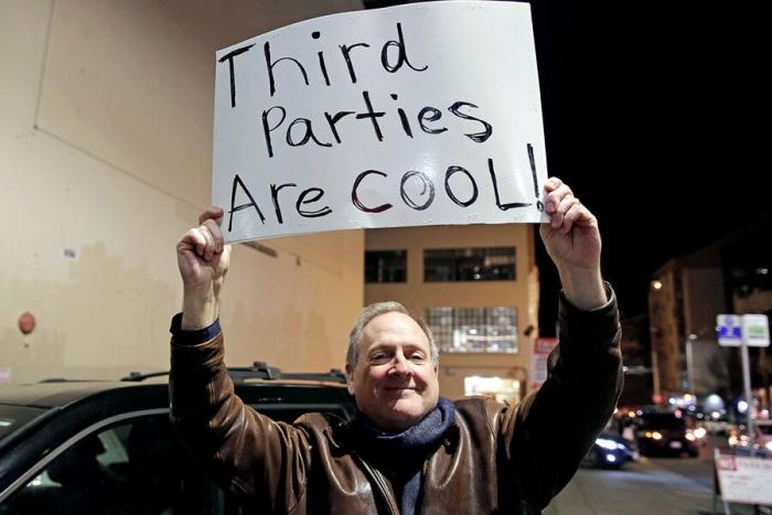 politics, political parties, third parties