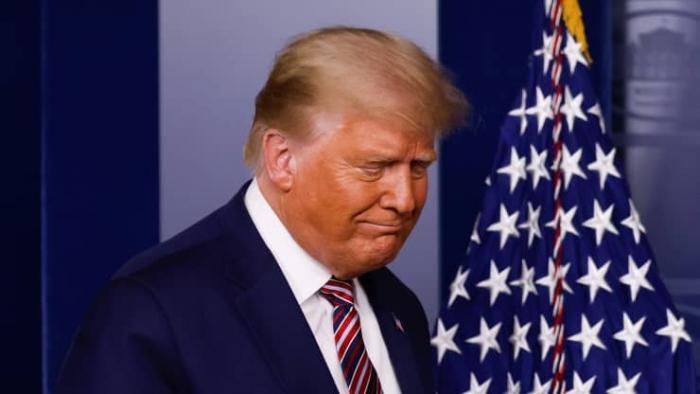 Supreme Court, Trump tax returns