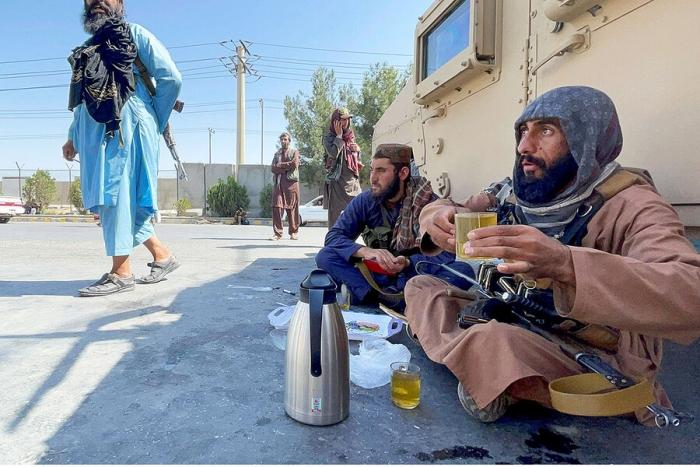 Afghanistan, Al Qaeda, ISIS