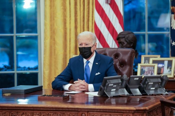 White House, Joe Biden, coronavirus stimulus bill