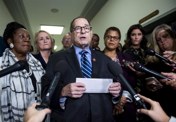 US House, impeachment, House Judiciary Committee, Donald Trump, Brett Kavanaugh