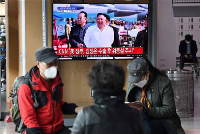 North Korea, South Korea