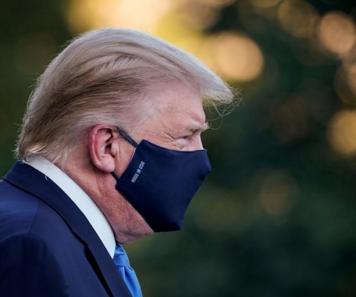coronavirus, Donald Trump, Mark Meadows, White House, Coronavirus Treatment, Walter Reed Hospital