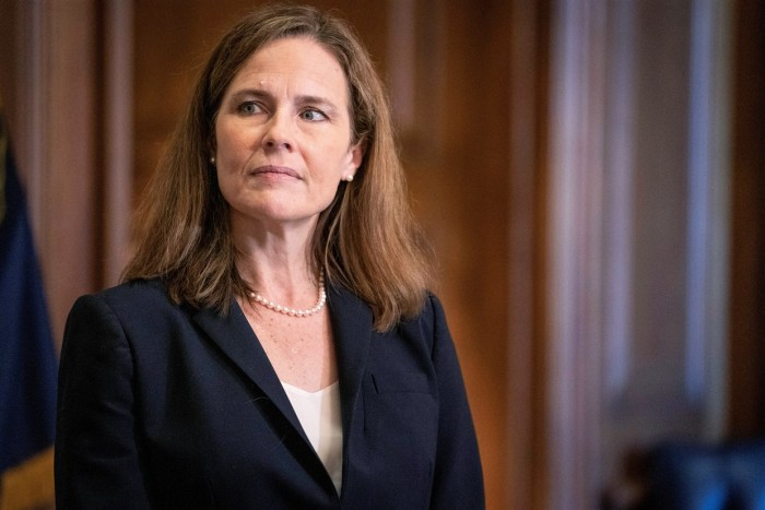 Supreme Court, Amy Coney Barrett