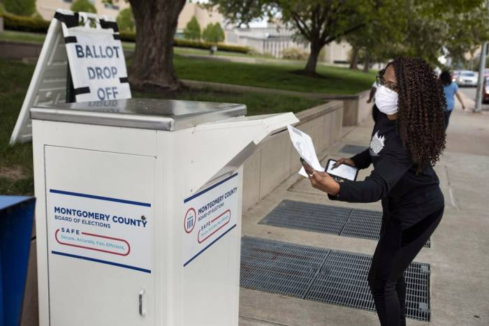 Voting Rights, voter fraud, voter ID, absentee voting, Michigan, Nevada, coronavirus, Donald Trump