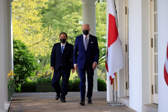 foreign policy, Japan, Joe Biden