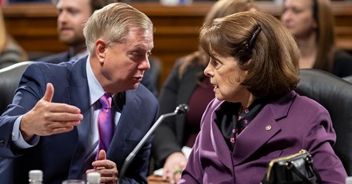 US Senate, Senate Judiciary Committee, Dianne Feinstein, progressives