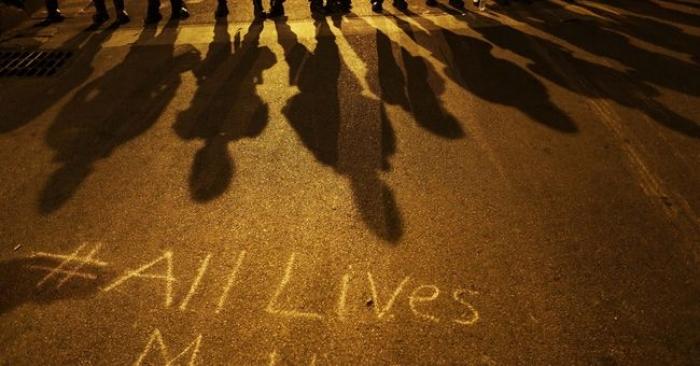 Violence in America, Black Lives Matter, All Lives Matter, Race and Racism