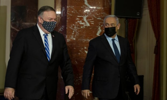 foreign policy, State Department, Mike Pompeo, Israeli settlement