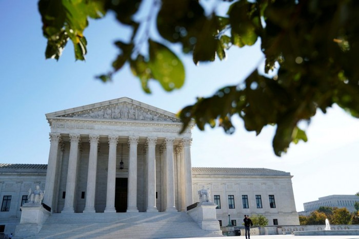 SCOTUS, charitable contributions, conservative donors