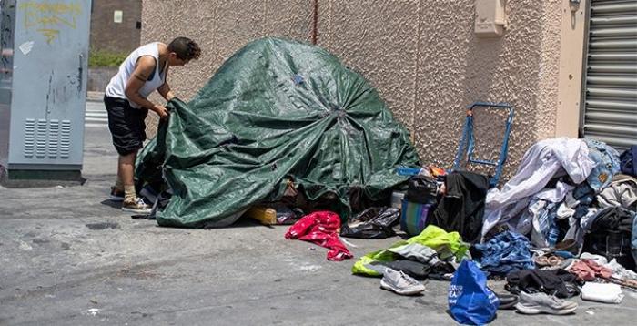 homelessness, California, Donald Trump, Gavin Newsom