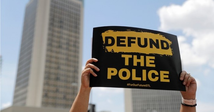 Defund The Police, police reform