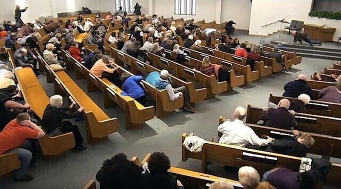 Violence in America, Texas Church Shooting