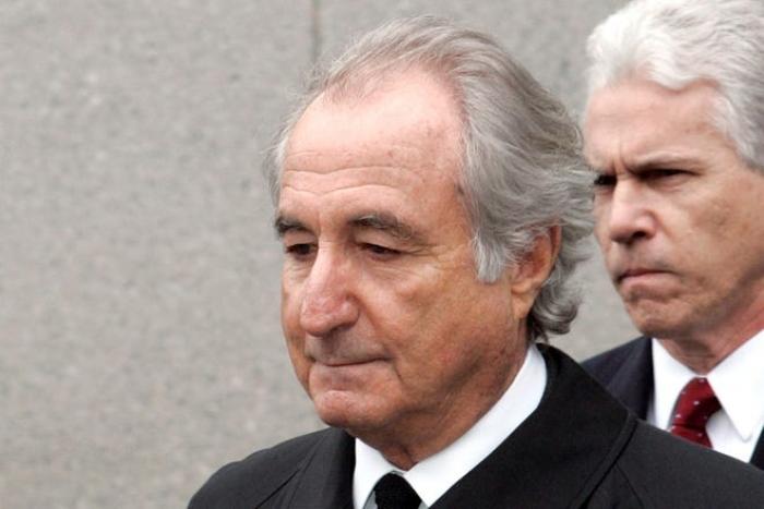 banking and finance, Bernie Madoff