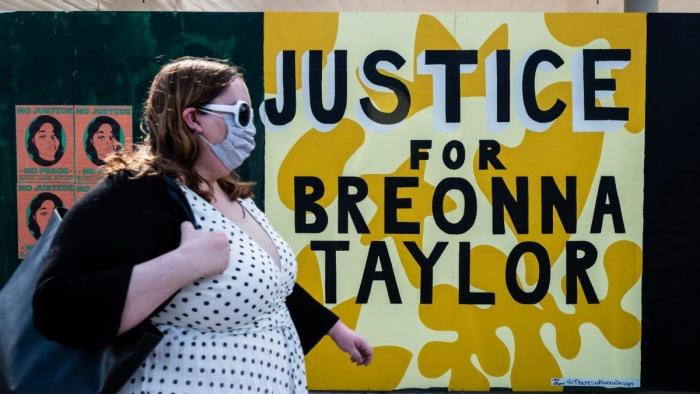 Violence in America, Breonna Taylor, police, no-knock warrants