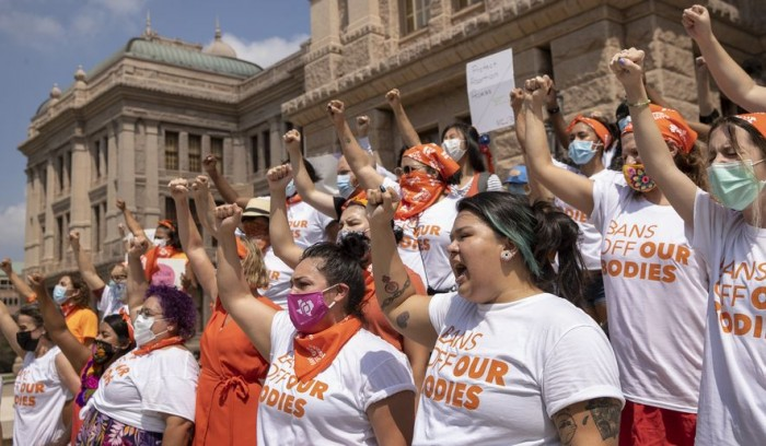 abortion, Texas abortion law, DOJ