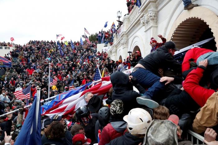 FBI, January 5, Capitol Chaos