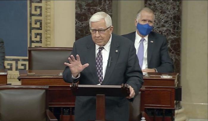 US Senate, Mike Enzi