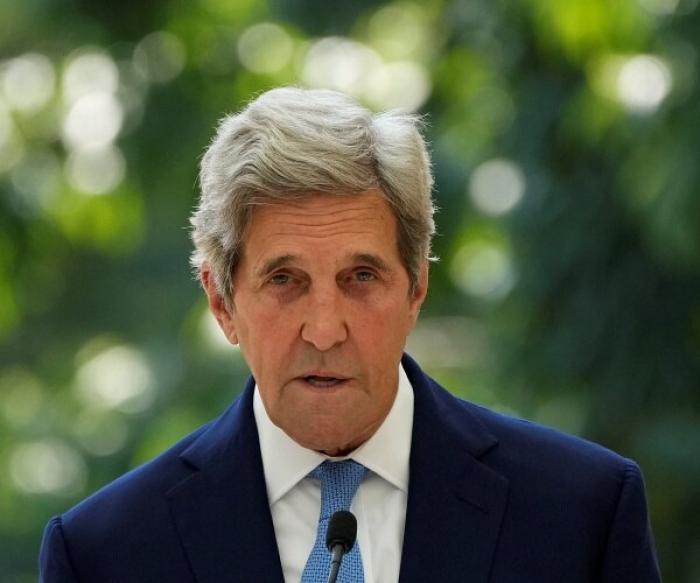 climate change, carbon emissions, John Kerry