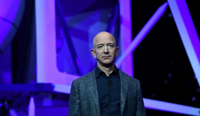 general news, space travel, Jeff Bezos