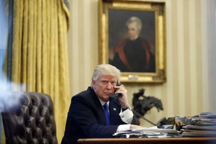 National Security, phone logs, White House, impeachment