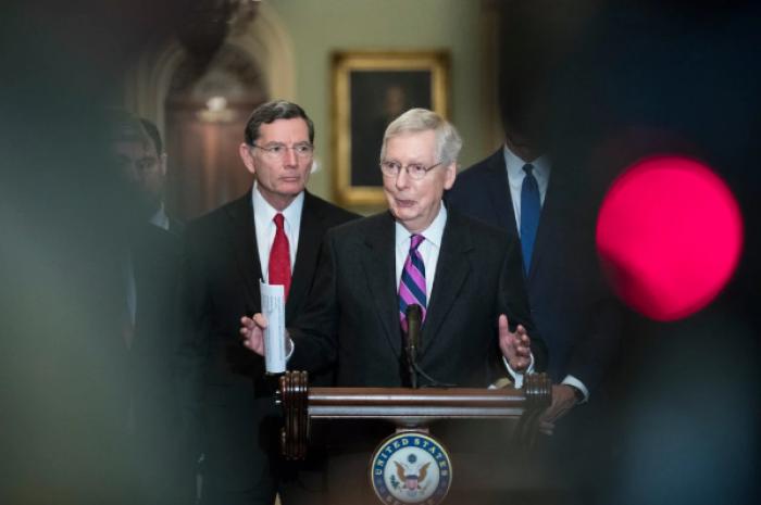 US Senate, emergency declaration