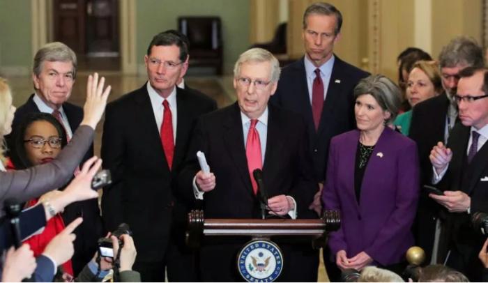 Obamacare, US Senate