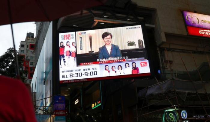 Hong Kong, protests, extraditions