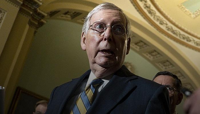 Senate Republicans, impeachment