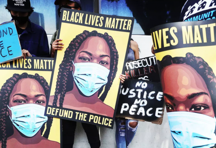 civil rights, George Floyd protests, race and racism, Defund the Police, Black Lives Matter