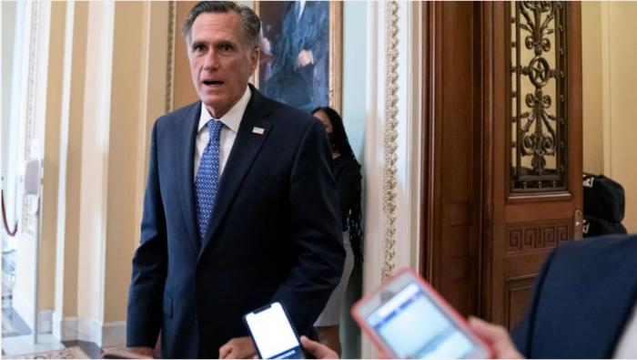 Supreme Court, US Senate, Senate GOP, Mitt Romney, Supreme Court nomination