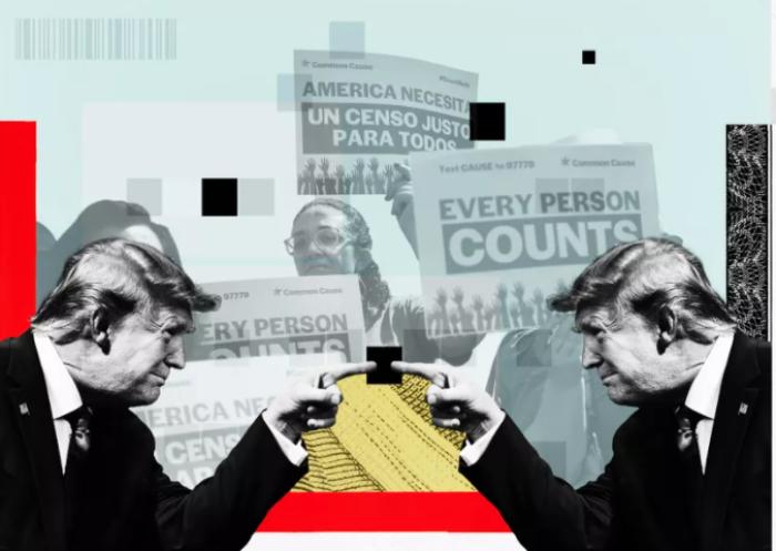 politics, 2020 Federal Census, Donald Trump