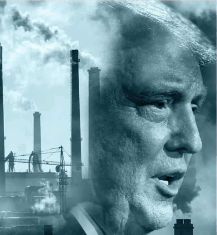 climate change, deregulation, EPA, Donald Trump, 2020 Election